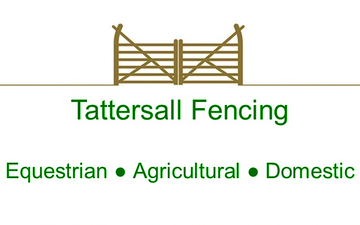 Tattersall fencing  with Fencing at United Kingdom