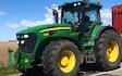Sands maskinstation  med Traktor 201-300 hk ved Hobro