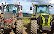 Kemp contractors  with Tractor 100-200 hp at Caerphilly