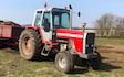 Ms service med Traktor 101-200 hk ved Mern