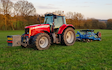 M.e.agri ltd with Subsoiler at Ludgershall