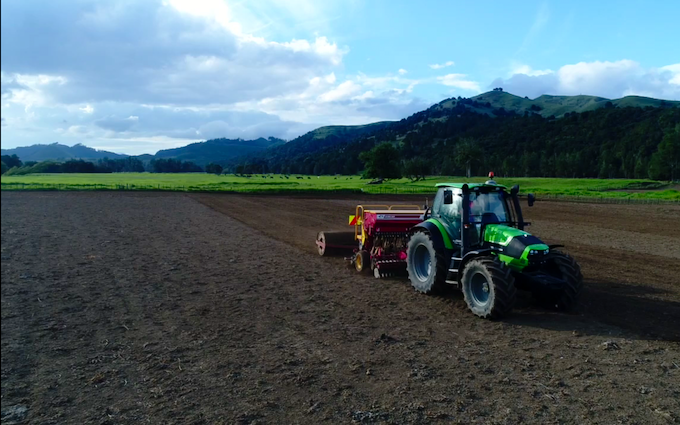 Vuletich contracting  with Precision drill at Pakotai