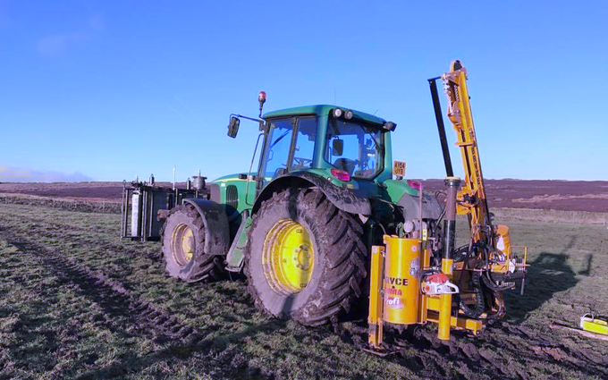 Adam & sons agri services with Fencing at United Kingdom