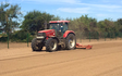 Ams contracting ltd with Tractor 100-200 hp at Birdham
