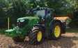 S j fletcher agricultural  services  with Tractor 100-200 hp at Leominster