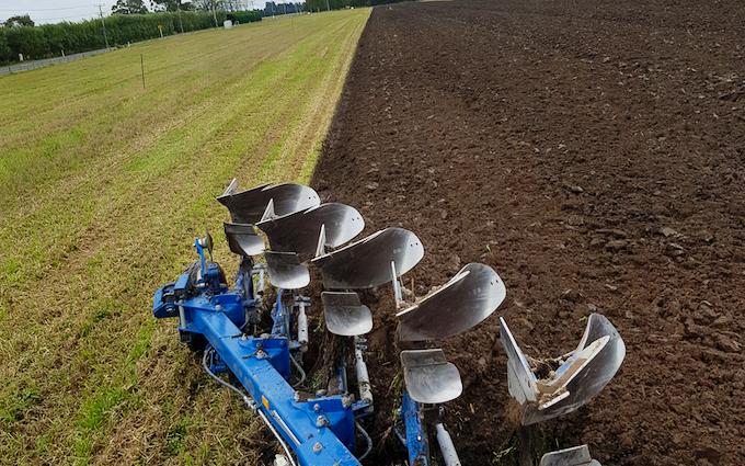Duckmanton ag limited  with Plough at Doyleston