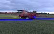 Versatile farming limited  with Self-propelled sprayer at Sutton Coldfield