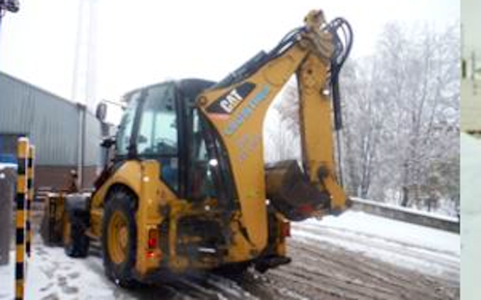 The gritting company with Gritting and snow clearance at Gildersome