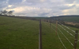 Trever verran agriculture contracting with Fencing at Duloe
