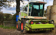 Ds morgan agricultural services  with Forage harvester at Leominster