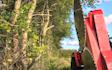 Dreyer entreprenør. landbrug.skov med Hegnsklipper ved Odense