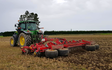 Chapman agriculture ltd  with Stubble cultivator at Cust