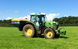 A r richards  with Fertiliser application at United Kingdom