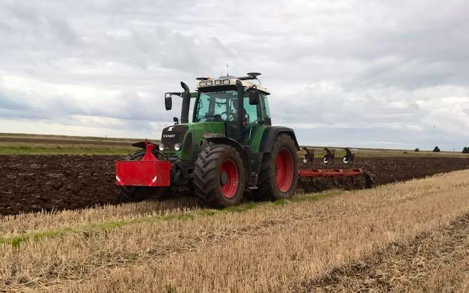 Stud farm contracting  with Plough at United Kingdom