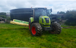 C.scott agri services  with Mower at Silloth