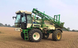 Stud farm contracting  with Self-propelled sprayer at United Kingdom