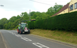 Jon sealey & sons ltd  with Hedge cutter at Tarnock