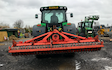 Aeh services with Power harrow at Cholsey