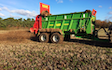 Cole agriculture  with Manure/waste spreader at Cranworth