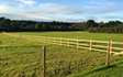 Clews contracting  with Fencing at Wellesbourne