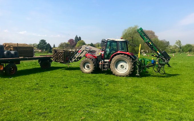 B&g agricultural and equestrian services with Fencing at United Kingdom