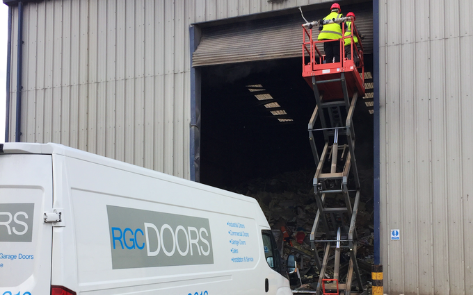 Rgc doors with Service/repair at Witton Gilbert