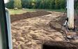 Sekildegaard med Minigraver ved Slagelse