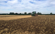 Cole agriculture  with Stubble cultivator at Cranworth