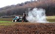 P.r, j.m & s.r houlston agricultural contractors with Manure/waste spreader at Glaisdale