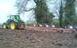 Cornbury farm contracting ltd with Plough at West Lavington