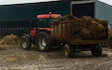 J walker  with Tipping trailer at United Kingdom