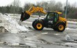 Icewatch  with Gritting and snow clearance at Carlton