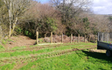 A.d.s agricultural contractors  with Fencing at Muddiford
