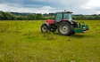 D spratling services with Tractor 100-200 hp at Nether Broughton