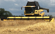 Rookery farm ltd  with Combine harvester at Wortham