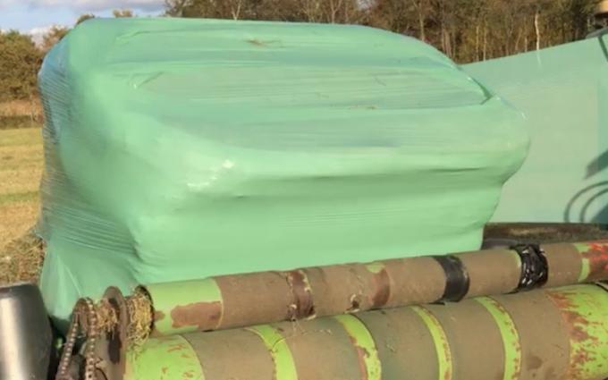 Valsgaardskovbrug med Skårlægger ved Tommerup
