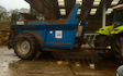 Dan beaumont with Manure/waste spreader at United Kingdom