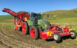 Bleeker ag services with Beet harvester at Otaio