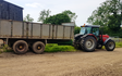 D spratling services with Tractor 100-200 hp at Barsby