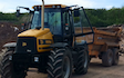 Bjb agricultural & equestrian services with Tractor 100-200 hp at Withington
