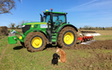 Berkshire agripower ltd with Plough at Chieveley