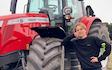 Karlshøj agro  med Traktor 201-300 hk ved Store Fuglede