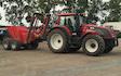 M.s.entreprenør & landbrugsservice  med Stensamler ved Fredericia