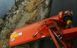 Poulsen service/markservice  med Knuser ved Brovst