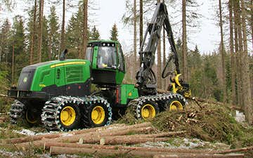 Skov-tek.dk med Skovning/beskæring ved Ry