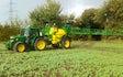 Anden´s agro service med Trailersprøjte ved Slangerup