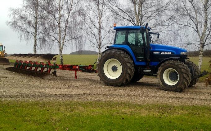 Wittenwiler's agro med Plov ved Frederikssund