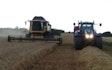 Ih grave- og landbrugsservice med Mejetærskning ved Klemensker